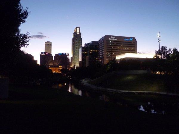 Omaha -Downtown.
