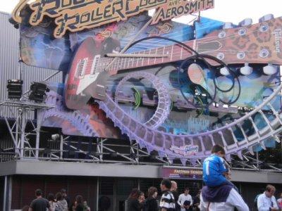 le rock'n roller coaster