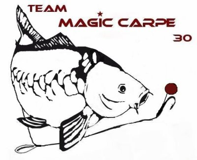 logo de la team magic carpe 30 !!!!!