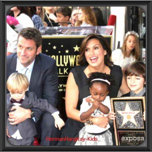 Family! Walk of fame...