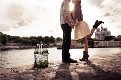 « La vie est tellement belle, lorsque tu deviens Celle de celui que tu Aimes.. »