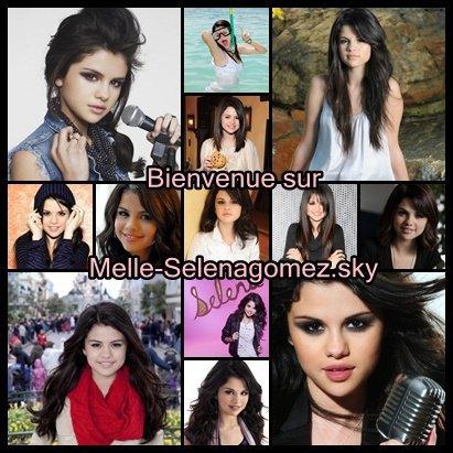 Bienvenue sur Melle-SelenaGomez, ta nouvelle source sur Selena Gomez