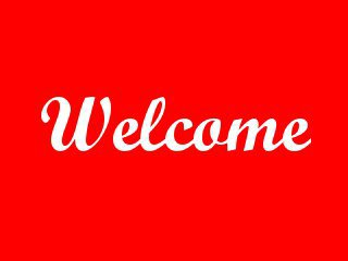 Bienvenue et bonne visite :)