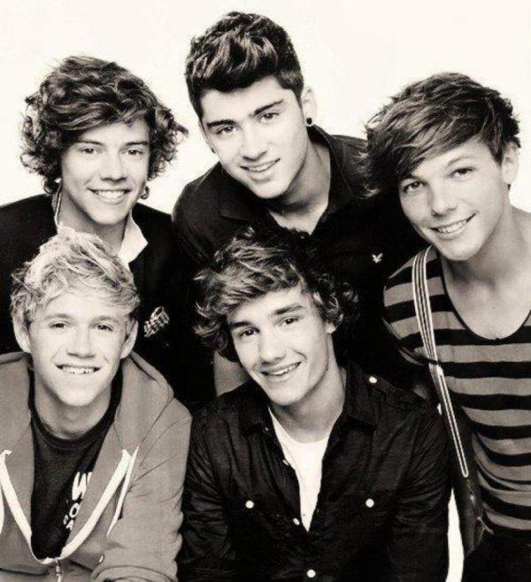 Je veux 100 kiff pour les One Direction !