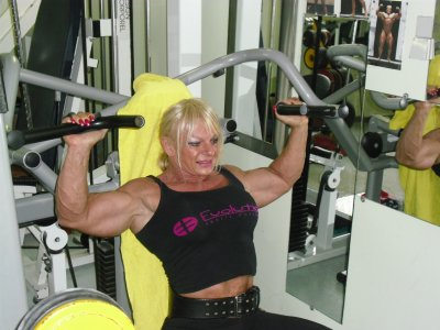 training avec maryse manios muscusarseenne
