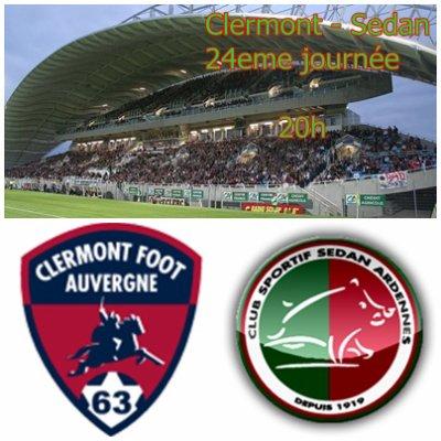 Clermont - Sedan