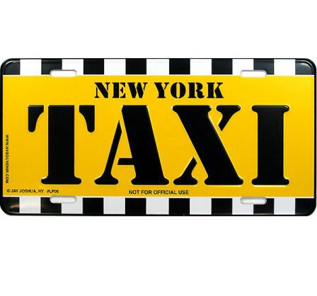 how to order a taxi in new york