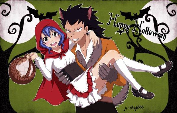 Drabble spéciale Halloween: Drabble 2: GaLe