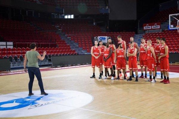 la nouvelle Equipe  des proximus spirou de Charleroi et les nouvelle joueurs  de la saison 2017 2018