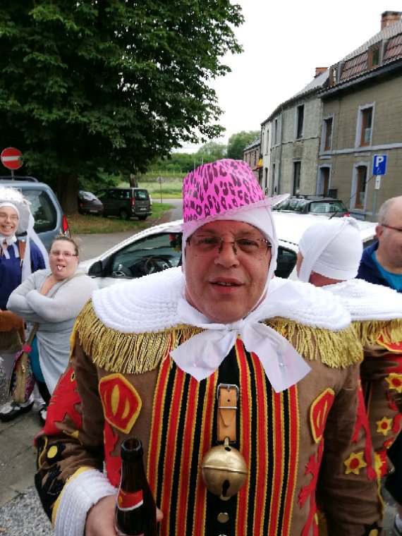 Carnaval de Gouy lez piéton ce samedi 16/06/2018