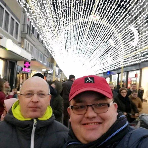 Premier partie de notre déplacement à Ostende avec esprit Spirou + match clasico  Ostende vs Spirou ce 26/12/2018