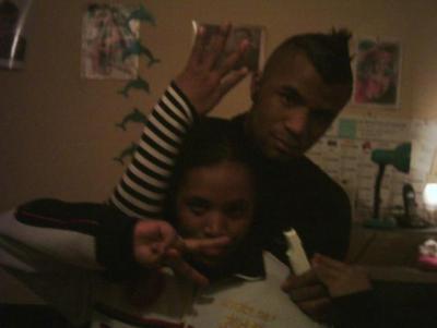 me et my sister cindy
