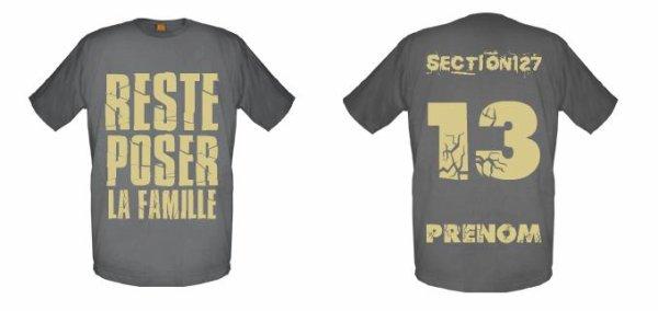 Tee-Shirts Gris -- Parti 2