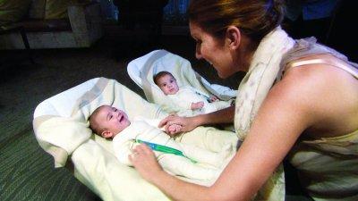 « Aprés 9mauvaises tentations: La Dernière fut la bonne & donna naissance à 2 Jumeaux! »  ♥