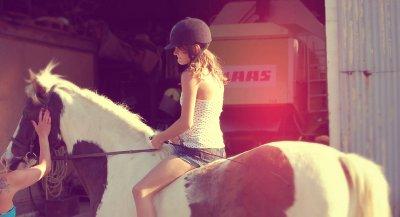 L'équitation, une passion, une vie. ♥
