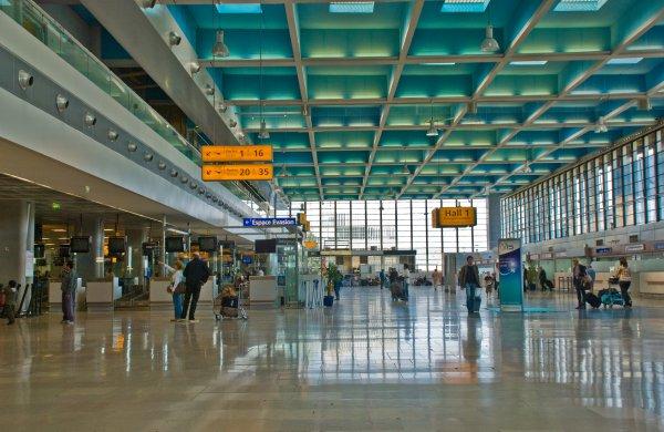 Aéroport ! Japan !