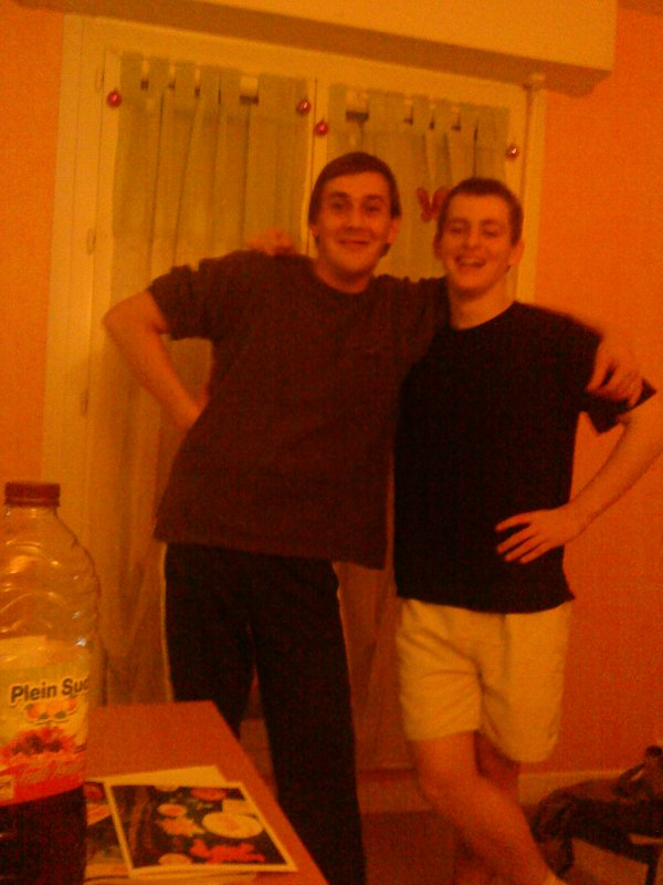 patrick  et jerome