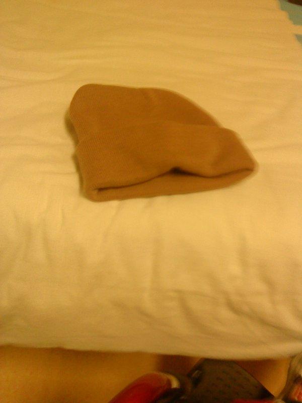 mon bonnet