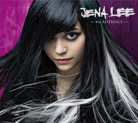 (l)(l)pochette du new album de jena lee ma reference(l)(l)