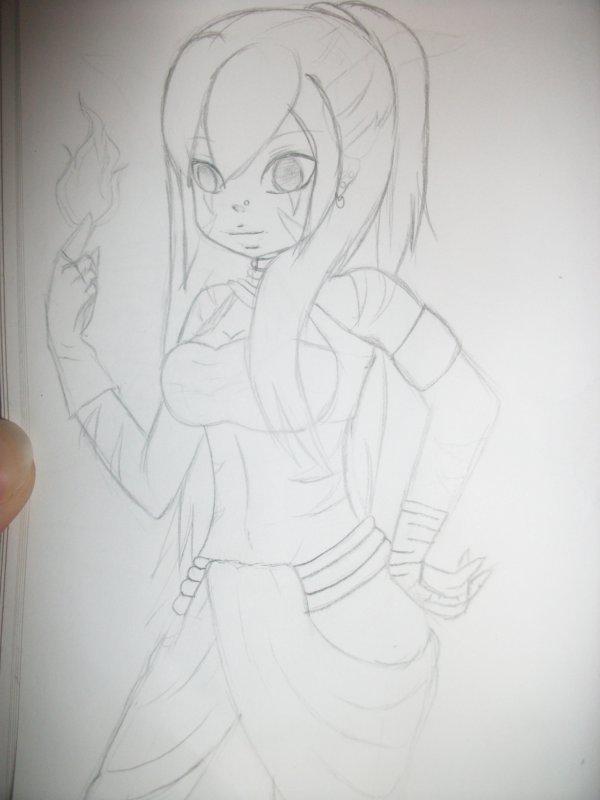 Ruby (façon wakfu)