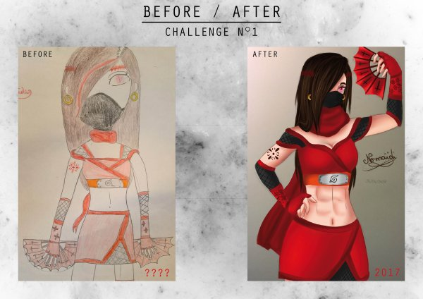 Before / After n°1