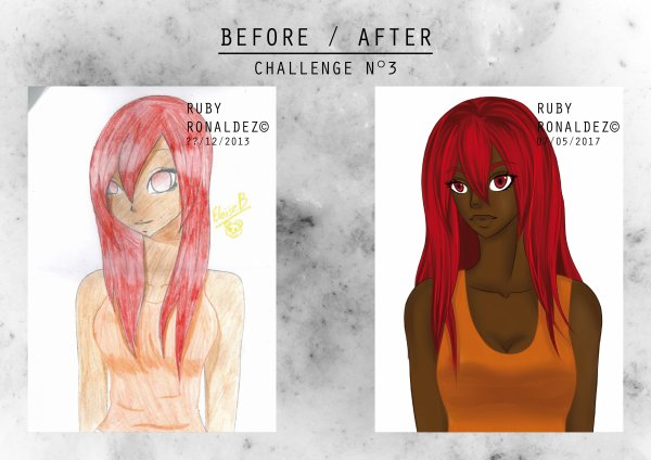 Before / After n°3