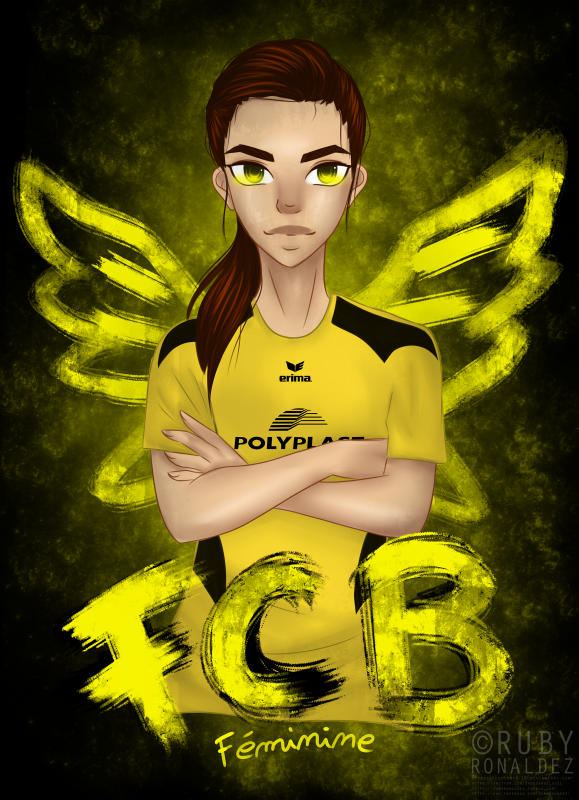 My team FCB