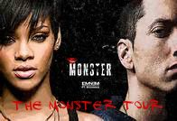 The monster tour 2014