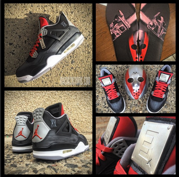 Shady XV shoes