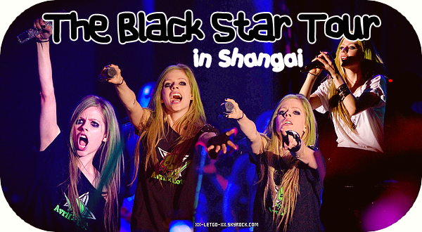 The Black Star Tour !