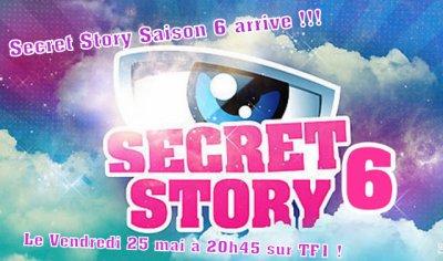 Le retour de Secret Story !! :D