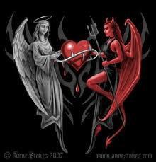 †Mi-ange,Mi-démon†