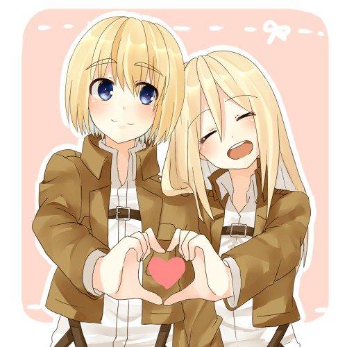 Armin et Christa