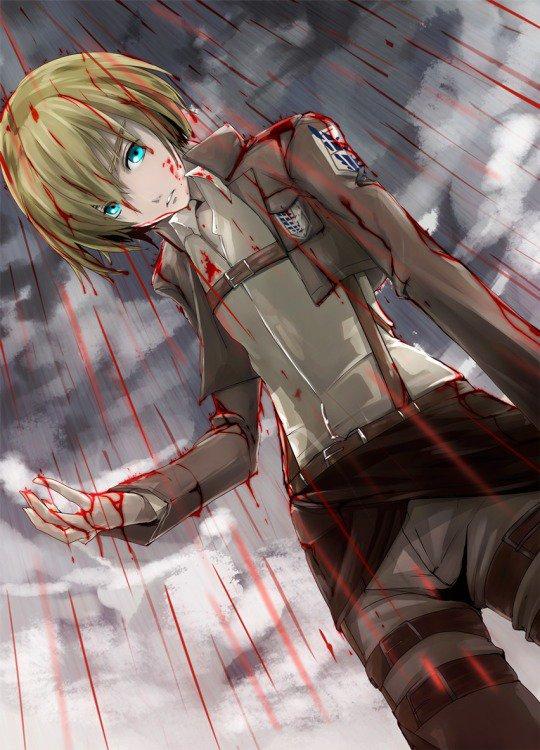 Os: Armin X Oc