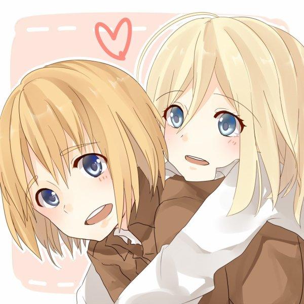 Os: Armin X Christa