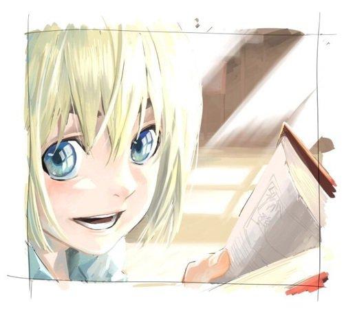 Os: Armin X Oc numéro 7