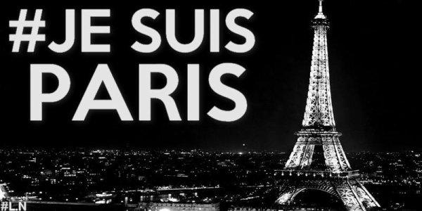 Je suis Paris -texte