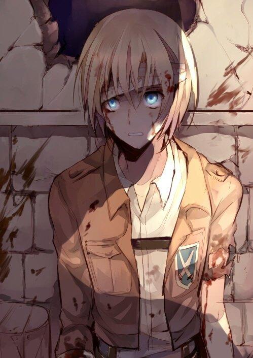 Os: Armin x OcAisa