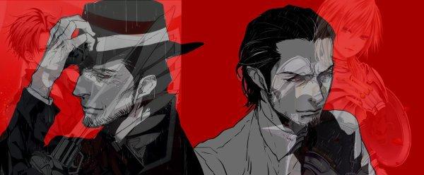 Two shot Shinobu : Le beau gosse, la cosplayeuse, l'égorgeur et le cinglé: la famille presque parfaite ? partie I