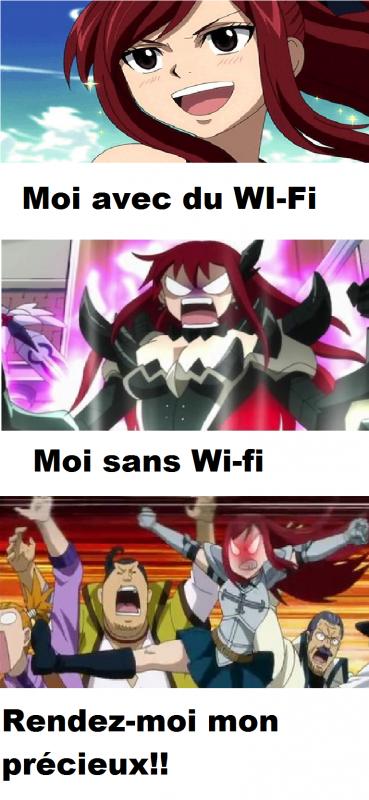 Lors d'une panne de Wi-fi je me transforme complètement ,est-ce votre cas ? -w-