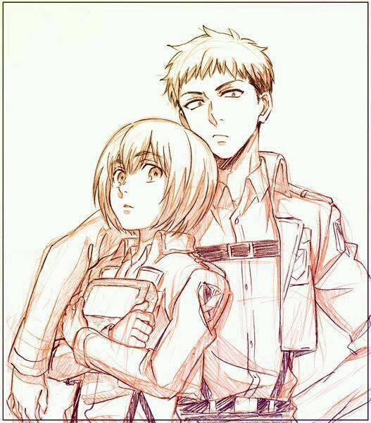 Os: Jean x Armin