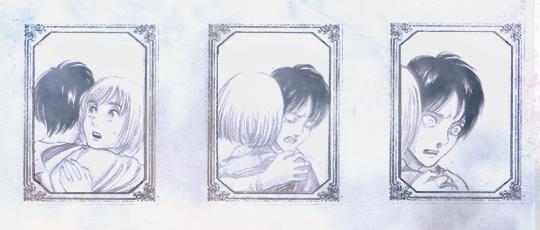 Os: Eren x Armin numéro 2