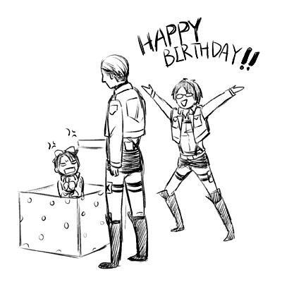 Joyeux anniversaire commandant ♥ (ou presque ...TT0TT)