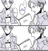Quand Levi s'ennui ...