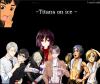 """Os anniversaire pour Julie-sama:  """"Titans on ice """""""