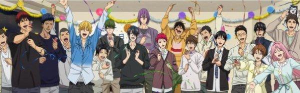 Os Kuroko no Basket: Akashi x OcShara
