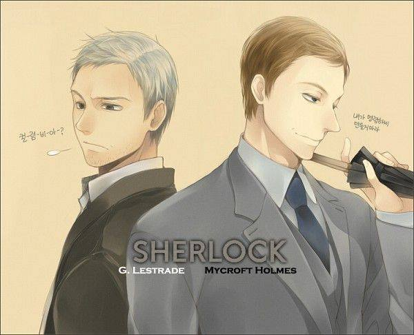 """Two Shot Sherlock: """" Love is a poison """" -partie I"""
