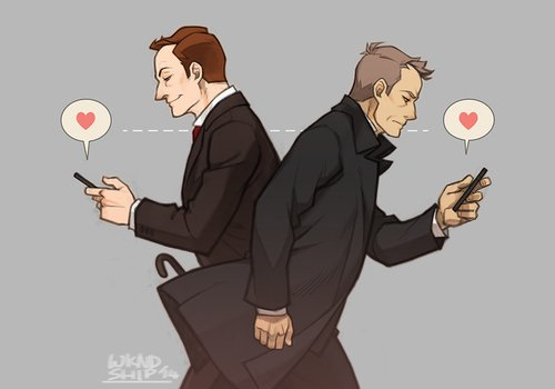 "Two shot Sherlock: "" Love is a poison"" -partie II"