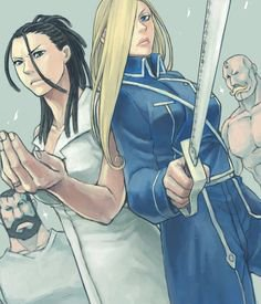 Citation / réplique  Fullmetal alchemist ~
