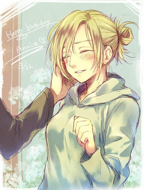 Joyeux anniversaire Annie ^3^